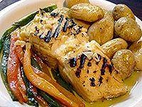 Bacalhau com batatas a murro