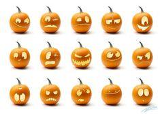 Scary Pumpkin Faces & the Amateur Zoologist: Halloween Fun Scary Pumpkin Faces & der Amateur Zoologe: Halloween Fun The post Scary Pumpkin Faces Scary Pumpkin Faces, Scary Faces, Spooky Pumpkin, Happy Pumpkin Faces, Pumpkin Ideas, Citouille Halloween, Halloween Pumpkins, Halloween Decorations, Halloween Pumpkin Carvings