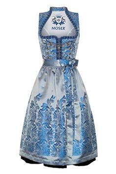 Hippy Fashion, Folk Fashion, Blue Fashion, Flattering Dresses, Nice Dresses, Dress Outfits, Dress Up, Oktoberfest Outfit, Couture