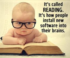 Its Called Reading - Its Called Reading quotes quote reading cute quotes read funny quotes quotes with images quotes for - I Love Books, Good Books, Books To Read, Just Kids, Library Quotes, Library Memes, I Love Reading, Reading Books, Funny Reading Quotes