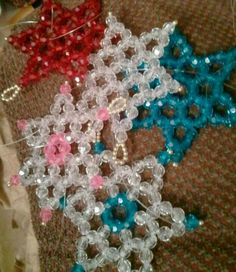 Starlight starbright. These are quick and easy.  6/10.00 Stampinrobin357@gmail.com