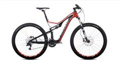 7 Best Mountain Bikes of Summer 2012 - Specialized Stumpjumper I like to call mine the Stumpcrasher! Best Mountain Bikes, Mountain Bicycle, Mountain Biking, Off Road Cycling, Road Bike, Specialized Stumpjumper, Mountain Bike Accessories, Workout Session, Bicycle Design