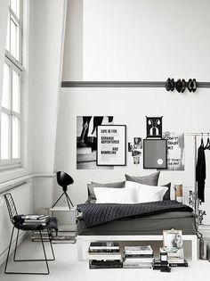 #perfect #room #black&white