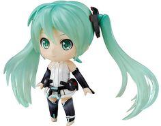 Amazon.com: Good Smile Company - Miku Hatsune Nendoroid figurine PVC Append 10 cm: Toys & Games