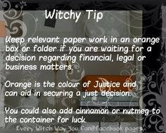 Witchy tip - Pinned by The Mystic's Emporium on Etsy Hoodoo Spells, Magick Spells, Healing Spells, Witchcraft, Pagan Witch, Witch Spell, Voodoo Hoodoo, Paganism, Beautiful Witch