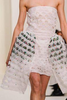 Christian Dior Primavera Verano 2014 - Detalles