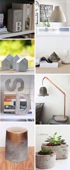 DIY Concrete by Karro