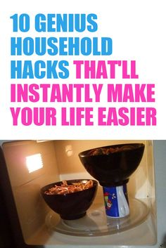 Where have these been all my life?! http://lifeasmama.com/10-genius-household-lifehacks-to-make-your-life-easier/