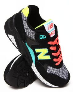 Love this 580 Elite Edition Sneakers by New Balance on DrJays. Take a look and get 20% off your next order!