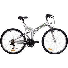 """Stowabike 26"""" Folding Dual Suspension Mountain Bike 18 Speed Shimano Bicycle Stowabike http://www.amazon.com/dp/B006JCUPJY/ref=cm_sw_r_pi_dp_V0YGub1XBRWCP"""