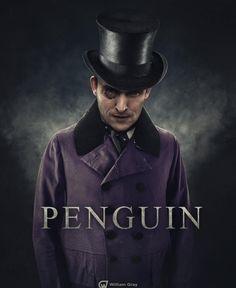 Penguin Gotham, Penguin Art, Gotham Cast, Gotham Tv, Series Movies, Tv Series, Batman Universe, Dc Universe, Batman Wallpaper