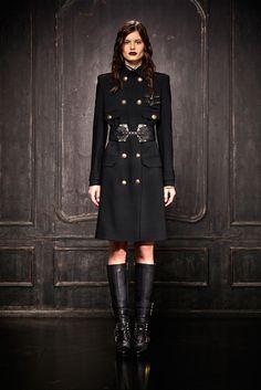 Just Cavalli military coat