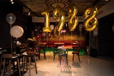 What's the secret to a good birthday party? yeah, in my opinion, a party is all about the people and those shared emotions! 30th Birthday Parties, Ceiling Lights, Party, Parties, Outdoor Ceiling Lights, Ceiling Fixtures, Ceiling Lighting