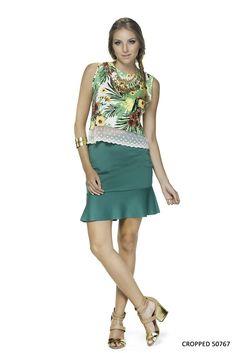 Infinitto Lady  Estampa Nanete Têxtil www,nanete.com.br