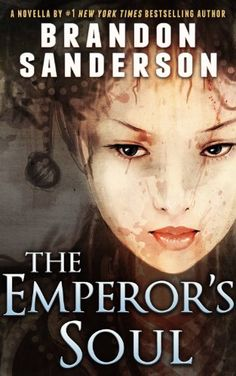 """""""The Emperor's Soul"""" tells the story of a woman named Shai, a thief and a Forger—a person capable of rewriting the pasts of objects in order to change their present. She starts off in prison, but instead of being executed, she is offered an opportunity. The emperor has been wounded in the head by assassins, and has become a vegetable. His attendants have hidden this from the empire and will trade Shai her life in exchange for creating a Forgery of the emperor's soul."""