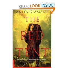 The Red Tent-Her name is Dinah. In the Bible, her life is only hinted at in a brief and violent detour within the more familiar chapters of the Book of Genesis that are about her father, Jacob, and his dozen sons. Told in Dinah's voice, this novel reveals the traditions and turmoils of ancient womanhood—the world of the red tent. It begins with the story of her mothers—Leah, Rachel, Zilpah, and Bilhah—the four wives of Jacob. They love Dinah and give her gifts that sustain her through a…
