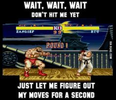 Street fighter  Classic Player 2