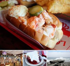 Ask ten different seafood-loving locals in Portland, Maine, where to get the best lobster roll nearby, and you'll get ten different answers. Here are ten we love in and around Portland. Lobster Restaurant, Lobster Shack, Weekend In Portland, Portland Maine, Portland Food, A Food, Good Food, Yummy Food, Best Lobster Roll