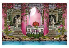 lovely garden by robbiemaynard | Olioboard