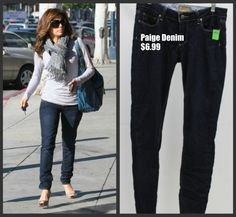 Paige Jeans for $6.99