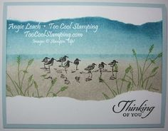 images of projects made with stampinup wetlands stamps - Google Search