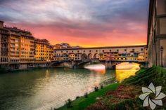 <p>Ponte Vecchio, Floransa, İtalya</p>