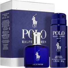 Polo Ralph Lauren Blue Mini Gift Set