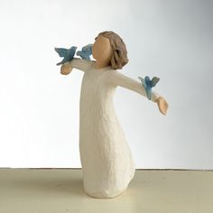 "Marsha High Safety Dolls & Bears Art Dolls-ooak Frugal Leonardo Collection 16"" Porcelain Doll"
