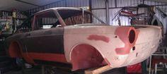 body Abarth OT 2000 coupe America