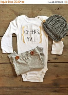 Is your baby boy ready to ring in New Years?
