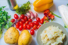 Receita de salada de bacalhau Rojo: http://www.rojo.art.br/blog/bacalhau/ 