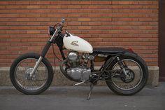♠Milchapitas-Kustom Bikes♠: Yamaha SR125 By Husz