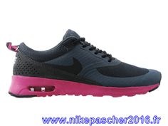 low priced 429ad 3d0dc 商店便宜耐克的Air Max 2015年GS西娅 - 耐克女鞋西娅GS黑色 粉色nikepascher2016 nikepascher2016  599409-ID1