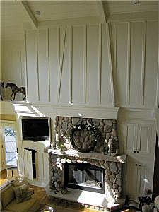 1000+ images about Board & Batten - Fireplace on Pinterest ...