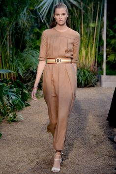 Hermes S/S 2014 PARIS