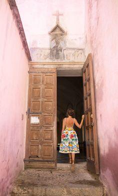 Exploring Calvi, Corsica