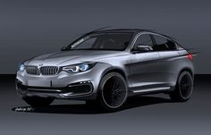BMW planuje X2 na rok 2017