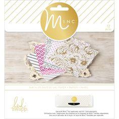 Heidi Swapp 5TH AVENUE MINC 6 x 6 Paper Pad 370179