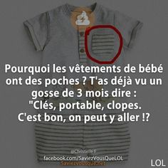 C'est bon, j'ai tout, on y va ! Funny Quotes, Funny Memes, Hilarious, Funny Shit, Image Fun, Good Jokes, Words Quotes, Laugh Out Loud, Cool Words