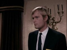 Napoleon Solo, David Mccallum, The Man From Uncle, Tv Series, 1960s, Sixties Fashion