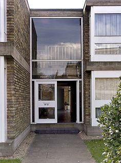 Langham House Close, Ham Common, Flats. London - James Stirling