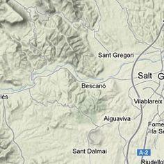 NARROW-GAUGE RAILWAY ROUTE I - Greenways Girona - VIES VERDES