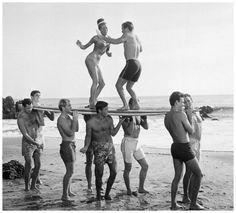 Annette Funicello Beach Culture - 1965 AP Photo