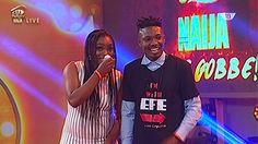 The 23-year old Big Brother Naija 2017 representative, Efe aka 'Captain Nipple' from Lagos-Nigeria has
