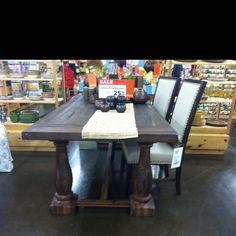 Bon I Want This Table! Cost Plus World Market. Grayson Table