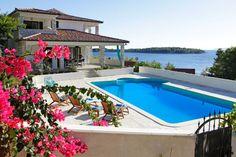 Mediterano: Holiday home - Blato - Nova - Croatia - Korcula Island Croatia, Nova, Island, Outdoor Decor, Holiday, Home Decor, Block Island, Homemade Home Decor, Vacation