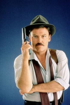 Stacy Keach in Mike Hammer - Mickey Spillane's Mike Hammer (TV Series) Stacy Keach, Cop Show, Tv Detectives, American Series, Old Tv Shows, Vintage Tv, Classic Tv, Classic Movies, Me Tv