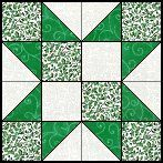 Quilts To Be Stitched - Four patch quilt patterns                                                                                                                                                                                 More