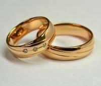 Vestuviniai žiedai, Wedding rings
