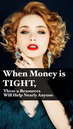When Money is Tight, These 9 Resources Will Help Nearly Everyone – finanzas personales Ways To Save Money, Money Tips, Money Saving Tips, How To Make Money, Money Hacks, Just In Case, Just For You, Financial Tips, Financial Planner
